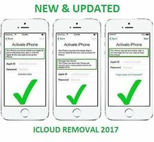 iCloud Removal Unlock Fast 8 Websites for iphone/ipad/ipod All Models