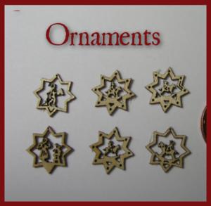 CHM Seeing Stars Ornament Set Kit