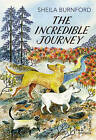 The Incredible Journey by Sheila Burnford (Paperback, 2013)