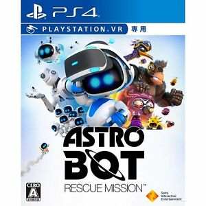 Astro-Bot-Rescue-Mission-VR-SONY-PS4-PLAYSTATION-4-JAPANESE-VERSION