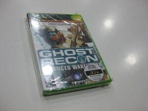 TOM CLANCY'S Ghost Recon Advanced Warfighter Xbox Europe Ausgabe Verschlossen