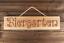 Indexbild 2 - Biergarten - Holz Dekoschild, massiv, gefräste Gravur, Geschenkidee, Bar, Garten