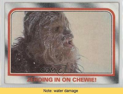 Provided 1980 Topps Star Wars The Empire Strikes Back #31 Zeroing In On Chewie Read 9ej Long Performance Life