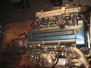 Details about 98 01 TOYOTA SUPRA ARISTO SC300 2JZGTE VVTI ENGINE JDM 2JZ  VVTI MOTOR WIRING ECU