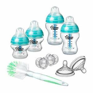Tommee-Tippee-Avanzada-Anti-Colico-Confort-Botella-Starter-Kit-Anti-Colico-botellas
