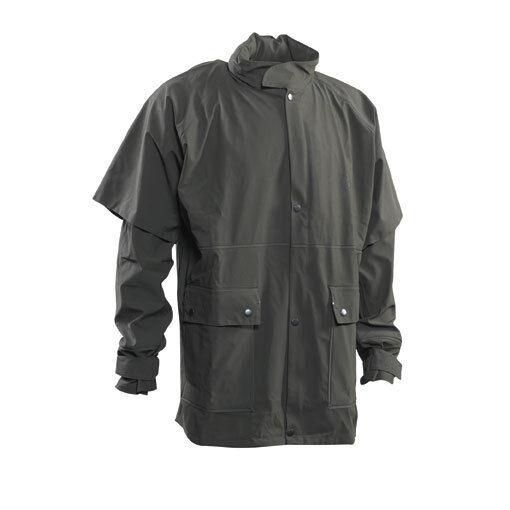 Deerhunter 5225  verdeville lluvia chaqueta  31-verde, talla L