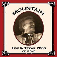 Mountain - Live In Texas [new Cd] Bonus Dvd, Pal Region 2, Uk - Import on sale