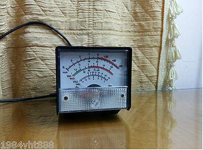 New External S meter/SWR/Power meter for Yaesu FT-857/FT-897 White