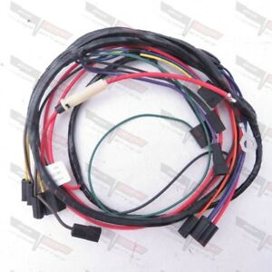 Details about Corvette NEW Lectric Limited Air Conditioning Wire Harness on