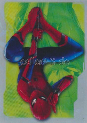 Panini-Spider-Man recepción-cromos h12