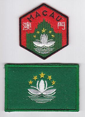Jacket Badge Scout Association Official Emblem Backpatch SCOUTS OF BRUNEI