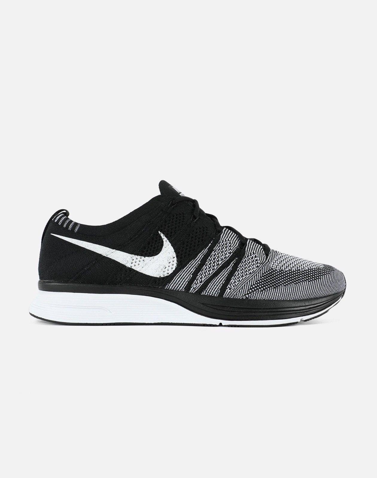 huge selection of 18f6e 7d7d4 Flyknit 2018 Nike Trainer Negro Blanco Oreo ah8396-005 reduccion reduccion  reduccion de precio el