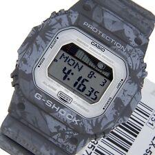 Casio G-Shock GLX-5600F-8D Moon Data Tide Graph Blue Graphic Resin Sport