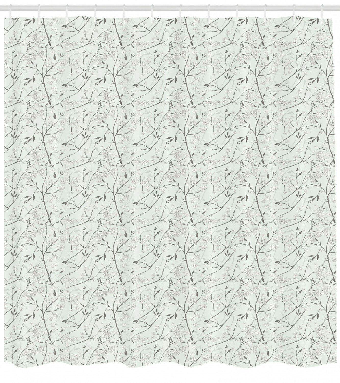 Farbeful Nature Shower Curtain Fabric Bathroom Bathroom Bathroom Decor Set with Hooks 4 Größes 609c8b