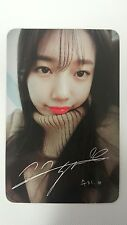 SUZY MISS A Official PHOTOCARD #2 YES? NO? 1st Mini Album Photo Card 수지