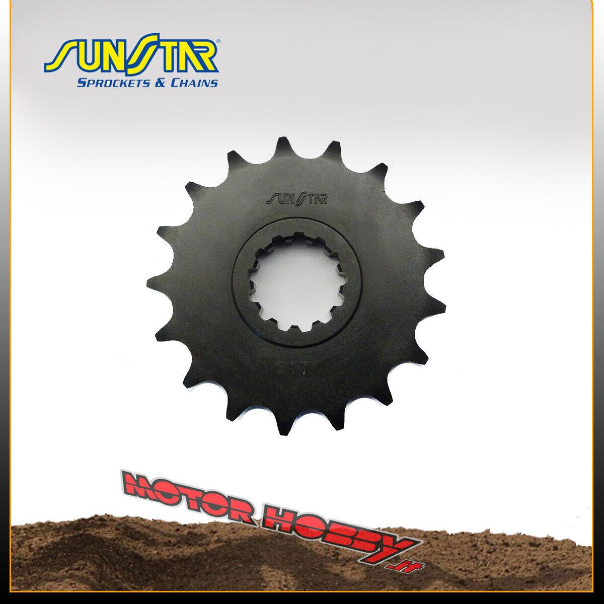 Sunstar pignone passo 520 denti 13 per KTM EXC 450 2009 2010 2011 2012 2013 2014
