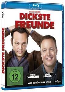 Blu-ray-Dickste-Freunde-mit-Kevin-James-amp-Vince-Vaughn-Wie-Nagelneu