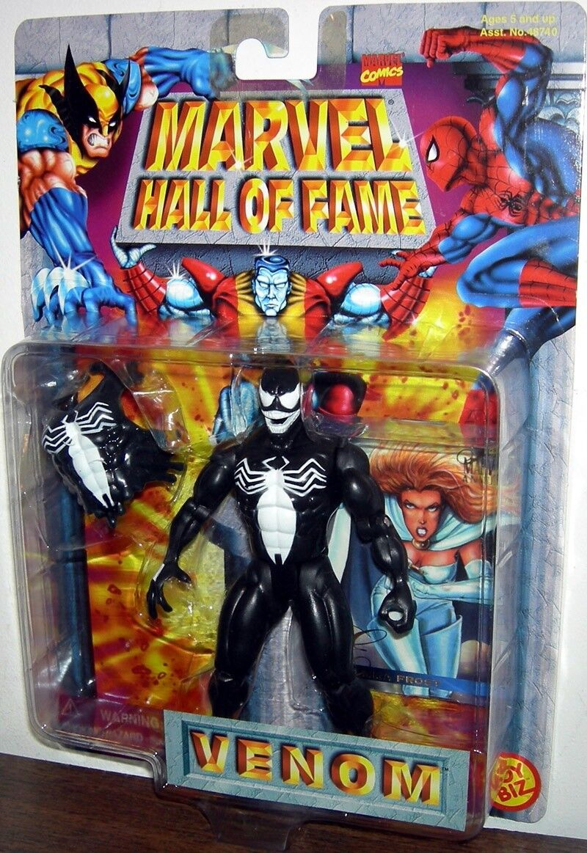 Venom Marvel Hall of Fame figure