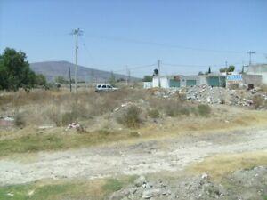 Terreno en Venta en Santo Domingo, Axapusco.