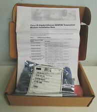 Tranceiver Gigabit Ethernet Cisco XENPAK-10GB-LX4 800-25138-02