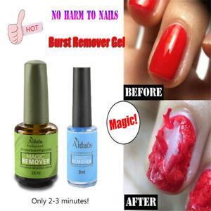 New-Burst-Magic-Remove-Gel-Nail-Polish-Soak-Off-Acrylic-Clean-Degreaser-8ml-15ml