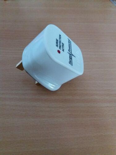 Surge Protected Fondue 13 A UK Rewireable Secteur Plug 240 V avec indicateur DEL