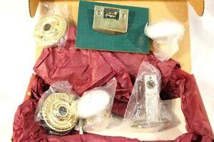 White-Porcelain-Door-Knob-Set-Brass-rosette-Broadway-Collection-Passage-Hardware