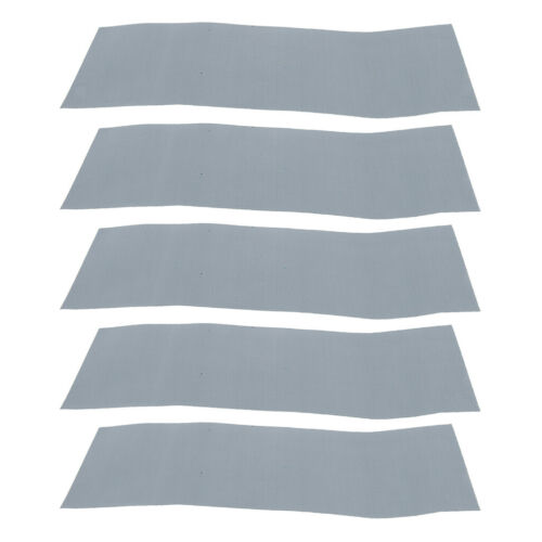 5pcs Zelt Reparatur Patch Selbstklebende Aufkleber aus Nylon für Campingzelt