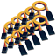 10-Stueck-Servokabel-20cm-Servo-Lead-Verlaengerung-Kabel-JR-Graupner-Futaba-26AWG Indexbild 1