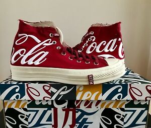 83c25f03f2b2 DS BRAND NEW KITH COCA COLA COKE CONVERSE CHUCK TAYLOR ALL STAR 70S ...