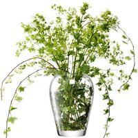 LSA Flower Garden Bouquet 25cm - clear