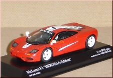 McLaren F1 roadcar - rot / weiß - red / white - Minichamps - 1:43 - LE