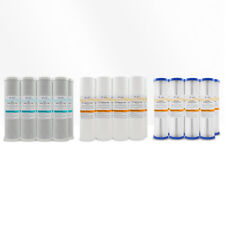 RO Reverse Osmosis 24 Sediment CTO GAC Inline Coconut Shell Carbon Water Filter