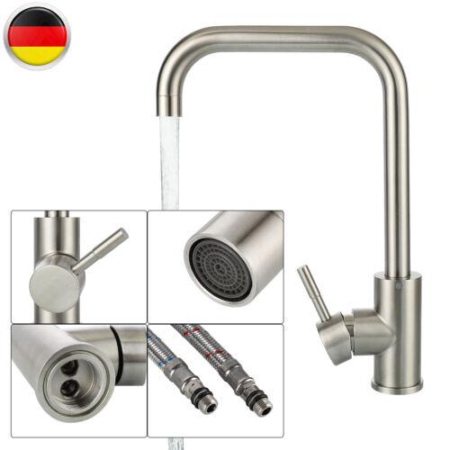 Küchenarmatur Hochdruck Spültisch Armatur Wasserhahn Für Küche Einhebel Spüle