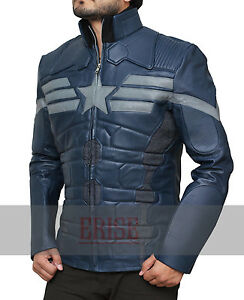 Captain-America-Winter-Soldier-Blue-leather-Jacket-100-Money-Back-Guarantee