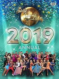 Official Strictly Come Dancing Annual 2019  by Alison Maloney New Hardcover Book 9781785942969