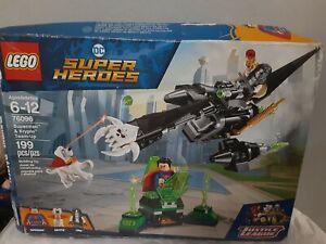 LEGO 76096 Superhero Superman /& Krypto Team-Up new sealed