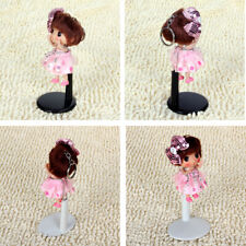 -for Dolls A7X8 White Adjustable Doll//Bear Stand Display Holder 8.7-13.4 Inch