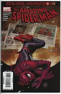 The-Amazing-Spider-Man-588-Marvel-Comics-May-2009-NM-Character-Assassination