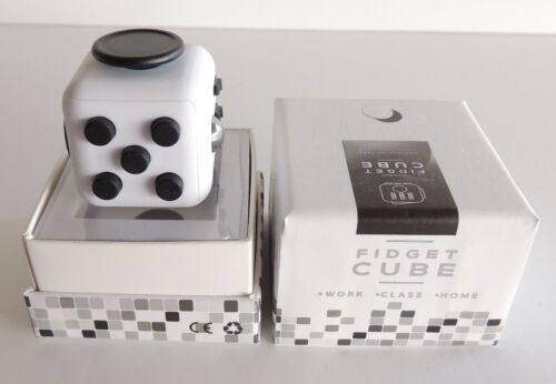 SOLD Deluxe Fidget Cube Anxiety Stress Relief Focus Attention OVER 3200