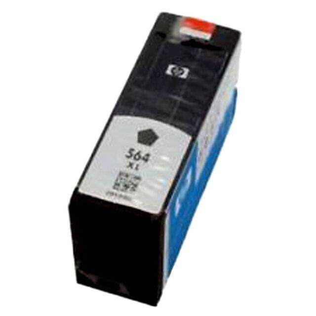 HP 564XL Black Ink Cartridge, High Yield CN684WN#140