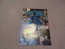 BATMAN MONTHLY ISSUE NO 4-1988 DC COMICS  DC  LONDON EDITIONS- vgc