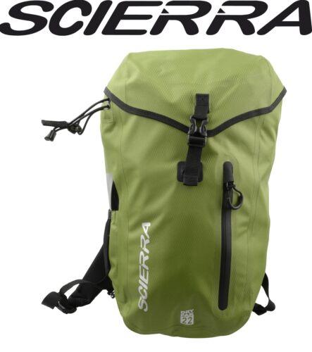 Scierra Kaitum WP Day Pack 22L 52x23x18cm Angeltasche Angelrucksack