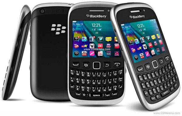 -Blackberry Curve 9320 - NO BBM/NO BIS - IMPORTED