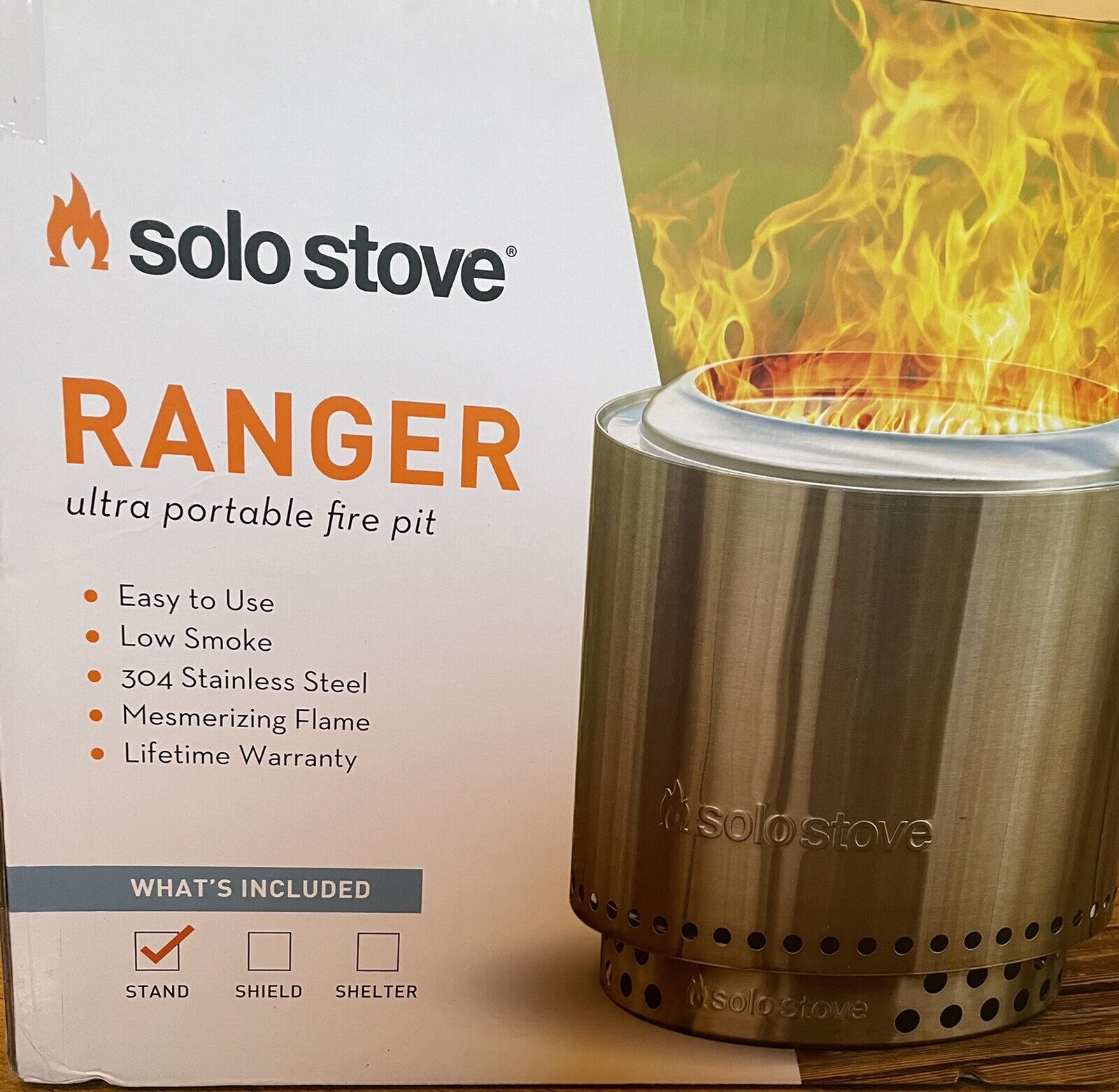 Review: Solo Stove Ranger Fire Pit - Cool Of The Wild - Louetta - Solo Stove Ranger Fire Pit