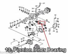 OEM R85 Type Rear Pinion Inner Bearing Ssangyong Musso (Sports) Actyon (Sports)