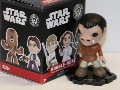 Star Wars Bobble-Heads Mystery Minis Vinyl Figures Snaggletooth 1//12