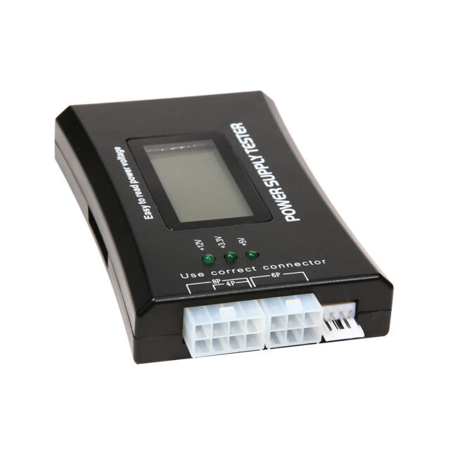 Rosewill Digital LCD Power Supply Tester RTK-PST