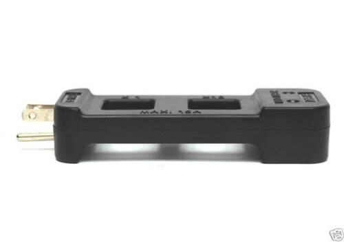 1pc DE-10ALS AC Line Splitter Dual Range x1 x10 15A AC110V DER EE Taiwan