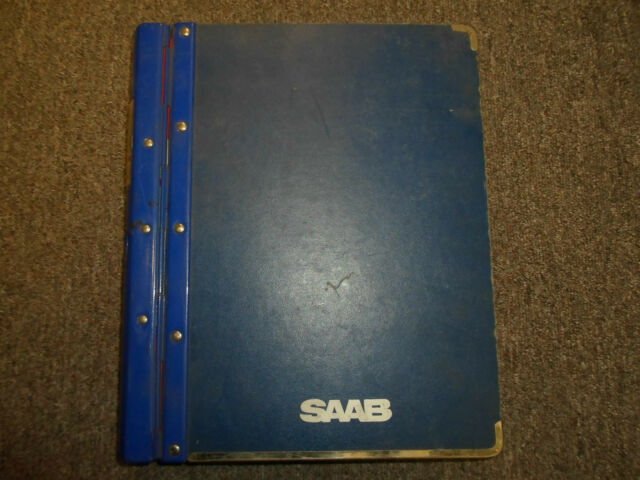 1987 1988 Saab 9032 Electrical System System Diagrams Service Repair Manual Full Hd Version